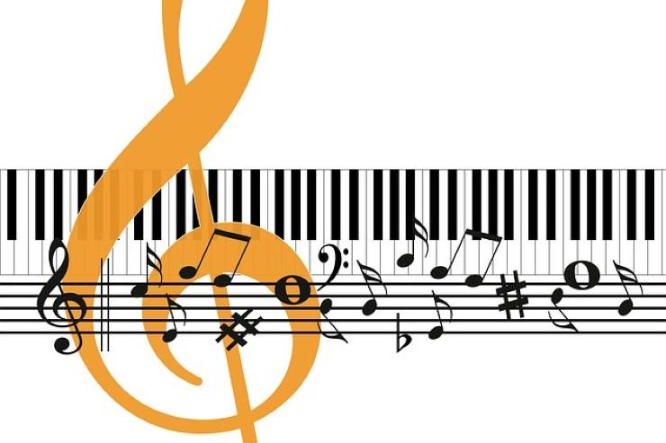 Accordi base per pianoforte