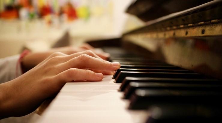 diteggiatura per pianoforte