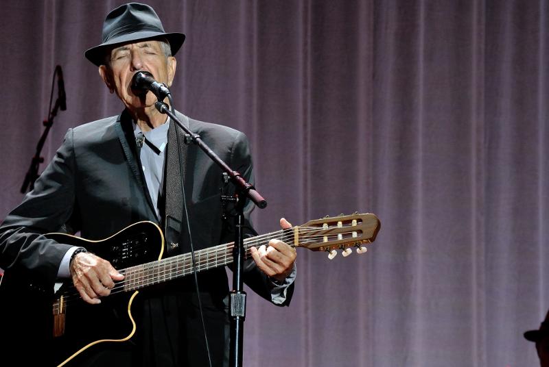Halleluja Accordi - Leonard Cohen