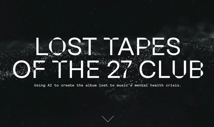 lost tapes