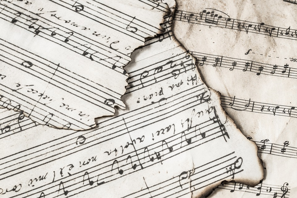 Note musicali in inglese