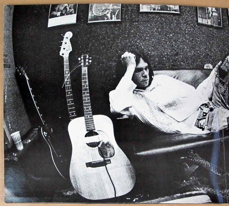 The Time  Neil Young