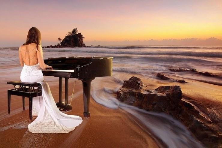 pianoforte rilassante