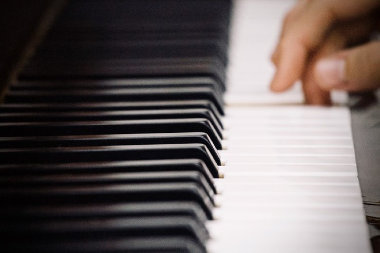 salti al pianoforte