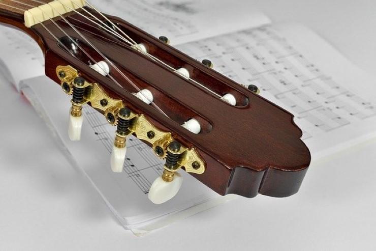 notazione per chitarra