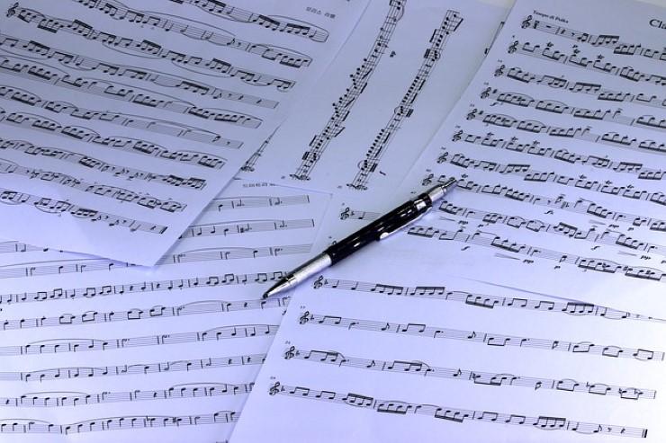 abbreviazioni in musica