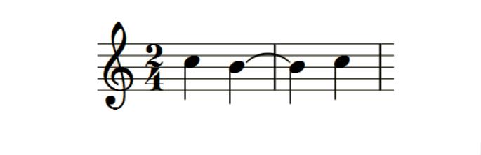 sincope in musica