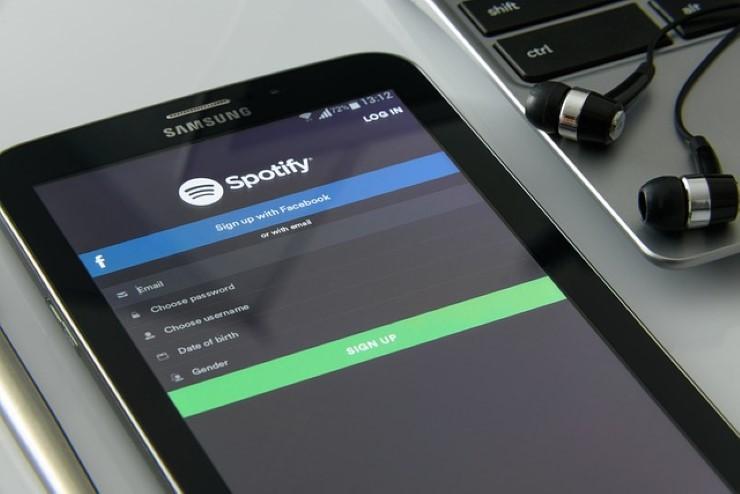 Spotify Bach