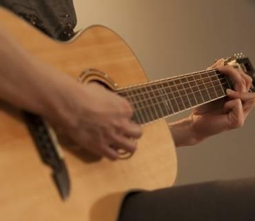 arpeggi di chitarra
