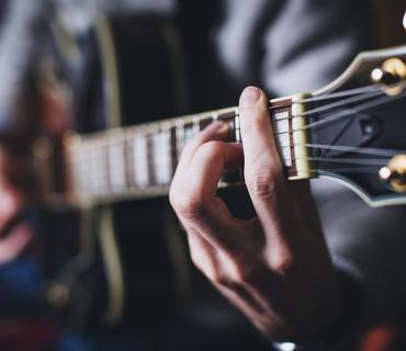 barrè chitarra