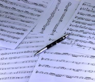 costruzione triadi musicali