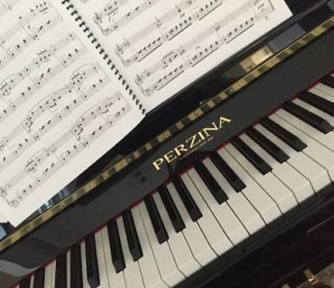 fraseggio al pianoforte