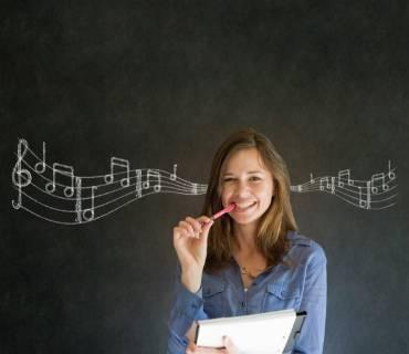 imparare la musica