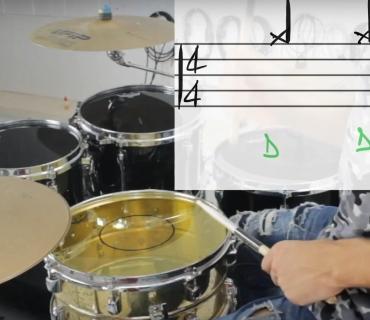 lezioni di batteria