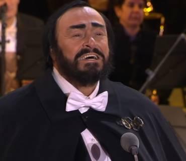Pavarotti olimpiadi