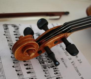 Lezioni di violino - 9. detachè, legato e portato