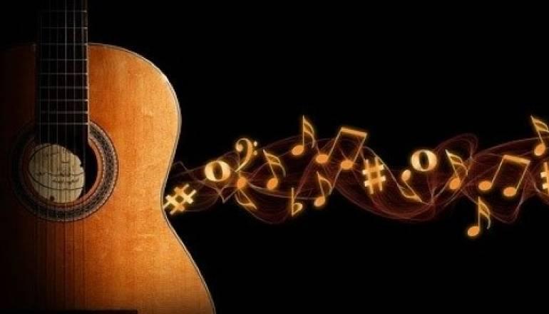 accordatura chitarra