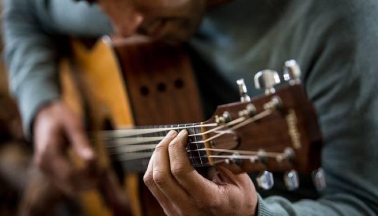 note tastiera chitarra
