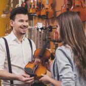 lezioni di violino acquisto primo violino