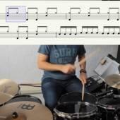 Corso di batteria - quinta video lezione
