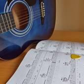 diteggiatura triade minore sulla chitarra