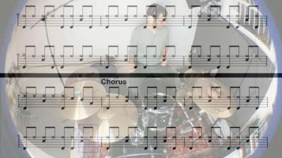 Corso di batteria - quarta video lezione