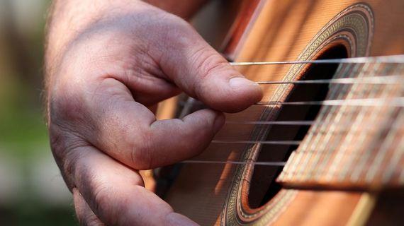 note inglesi chitarra e accordatura chitarra