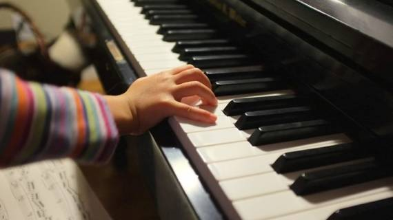studio pianoforte
