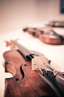 Corde di violino